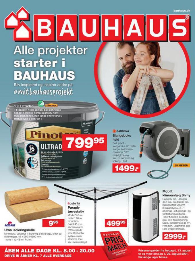 Bauhaus Tilbudsavis. Bauhaus (2021-08-16-2021-08-16)