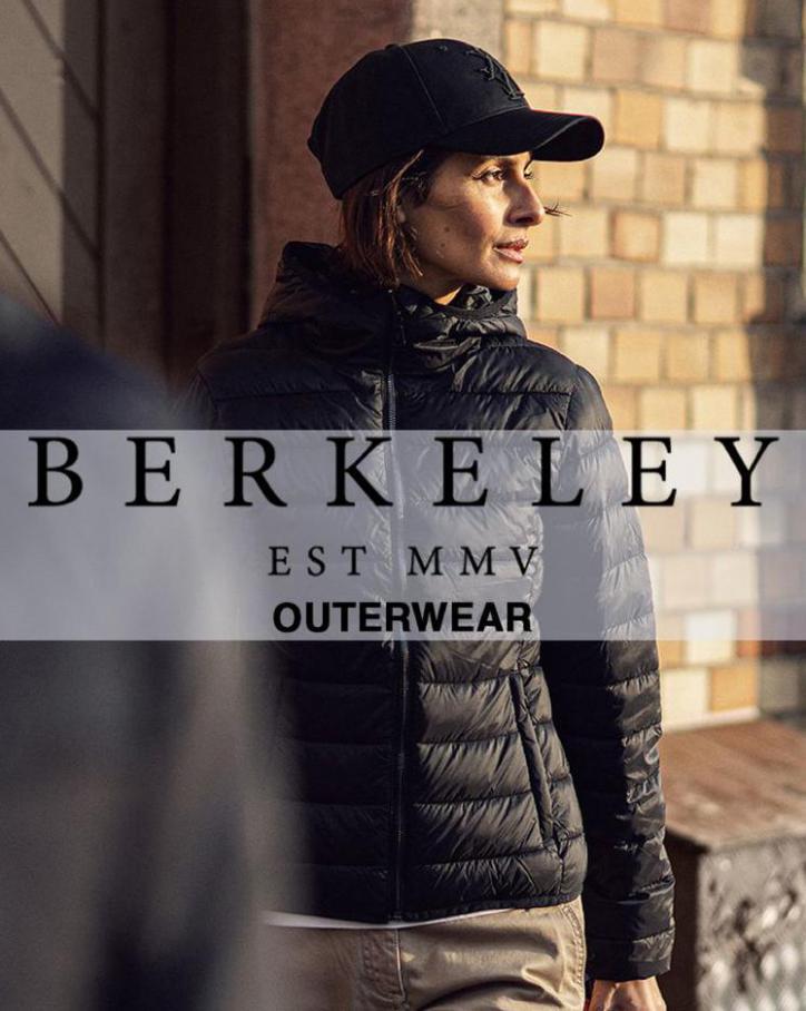 Outerwear. BERKELEY (2021-09-23-2021-09-23)
