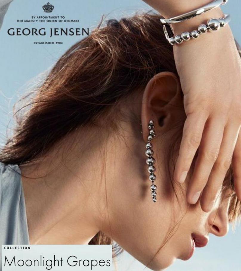 Moonlight Grapes Jewellery. Georg Jensen (2021-09-30-2021-09-30)
