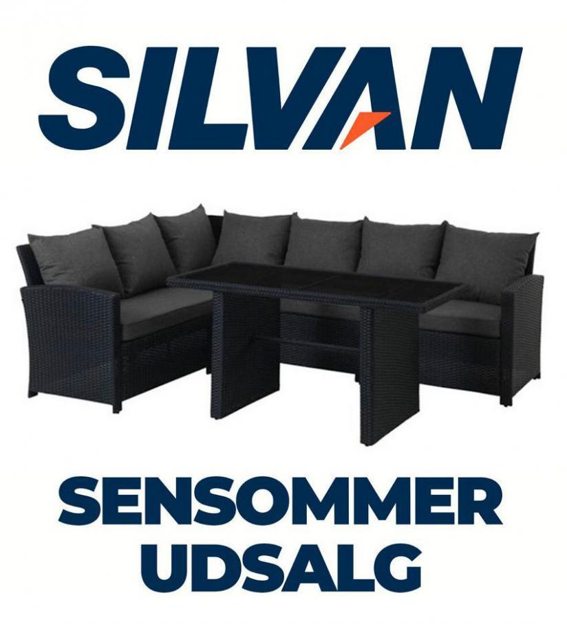 Sensommer udsalg. Silvan (2021-08-31-2021-08-31)