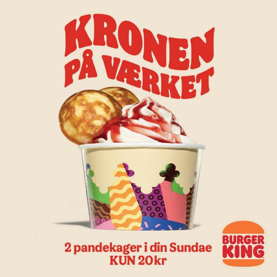 Burger King Nhyeder. Burger King (2021-09-05-2021-09-05)