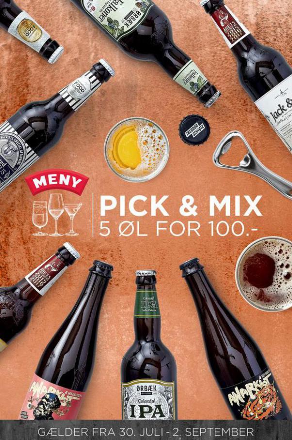 Pick & Mix. MENY (2021-09-02-2021-09-02)