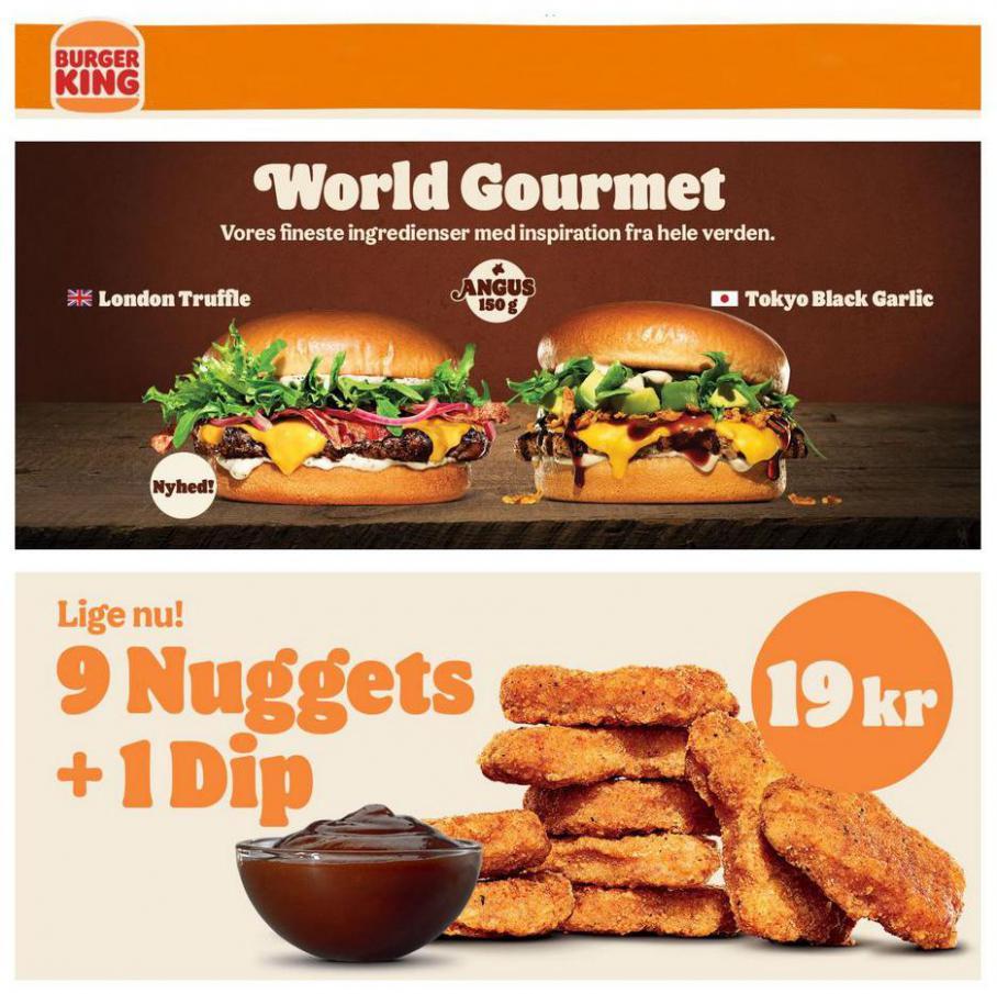 Kampagner. Burger King (2021-10-03-2021-10-03)