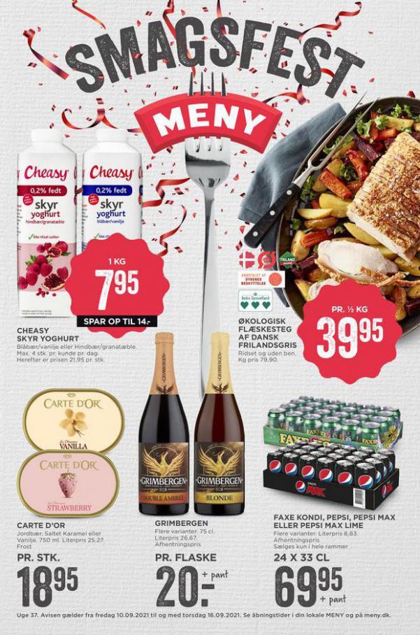 Smagsfest. MENY (2021-09-16-2021-09-16)