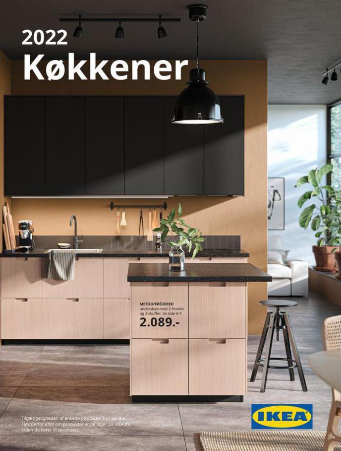 Køkkener 2022. IKEA (2021-12-31-2021-12-31)