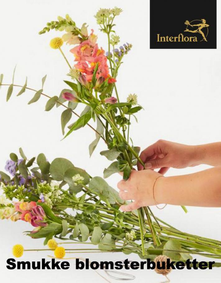 Smukke blomsterbuketter. Interflora (2021-10-17-2021-10-17)