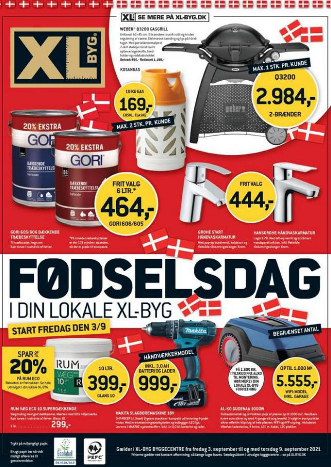 XL. XL-BYG (2021-09-09-2021-09-09)