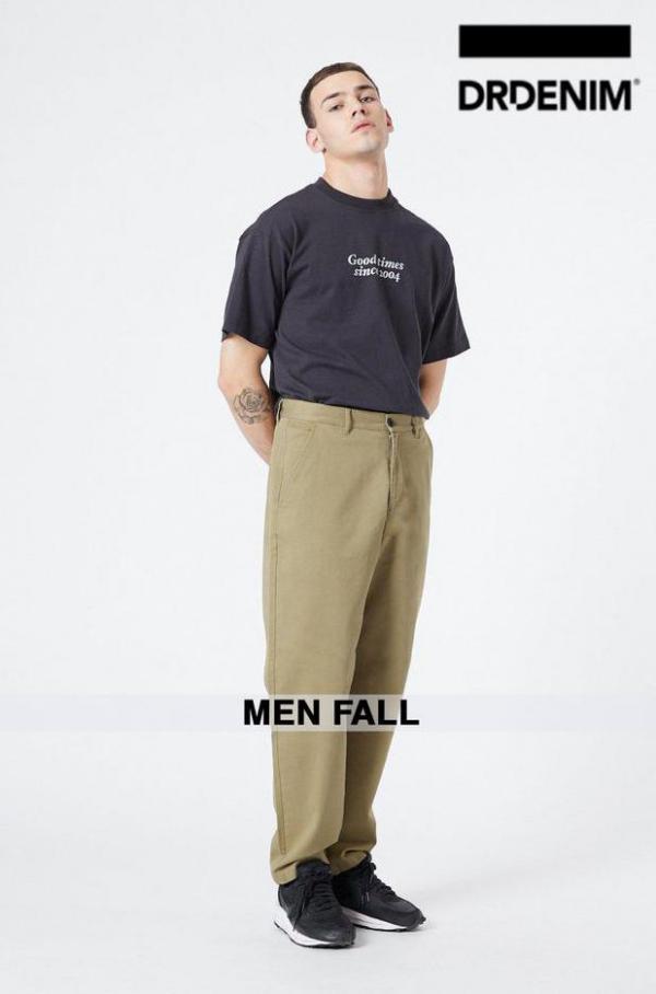 Men Fall. Dr. Denim (2021-11-25-2021-11-25)