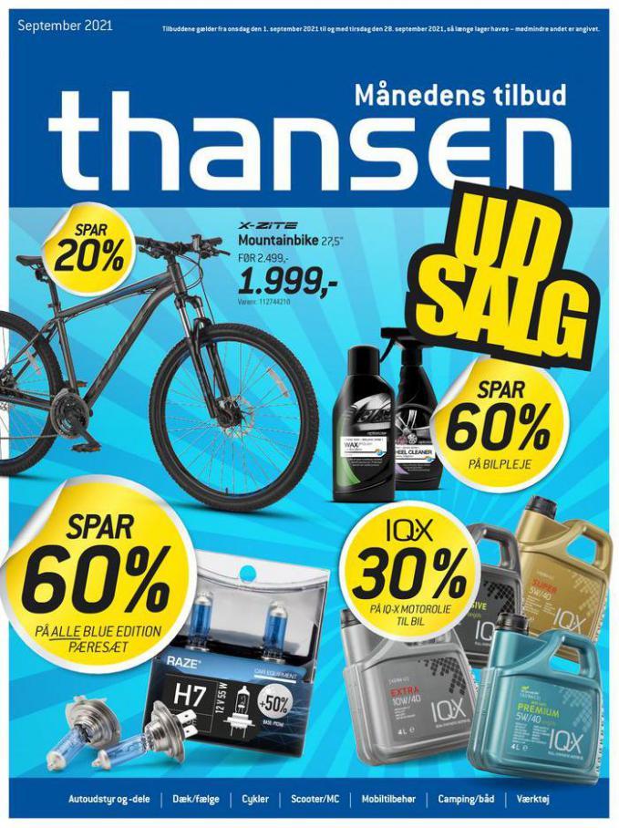 September tilbudsavis. Thansen (2021-09-28-2021-09-28)