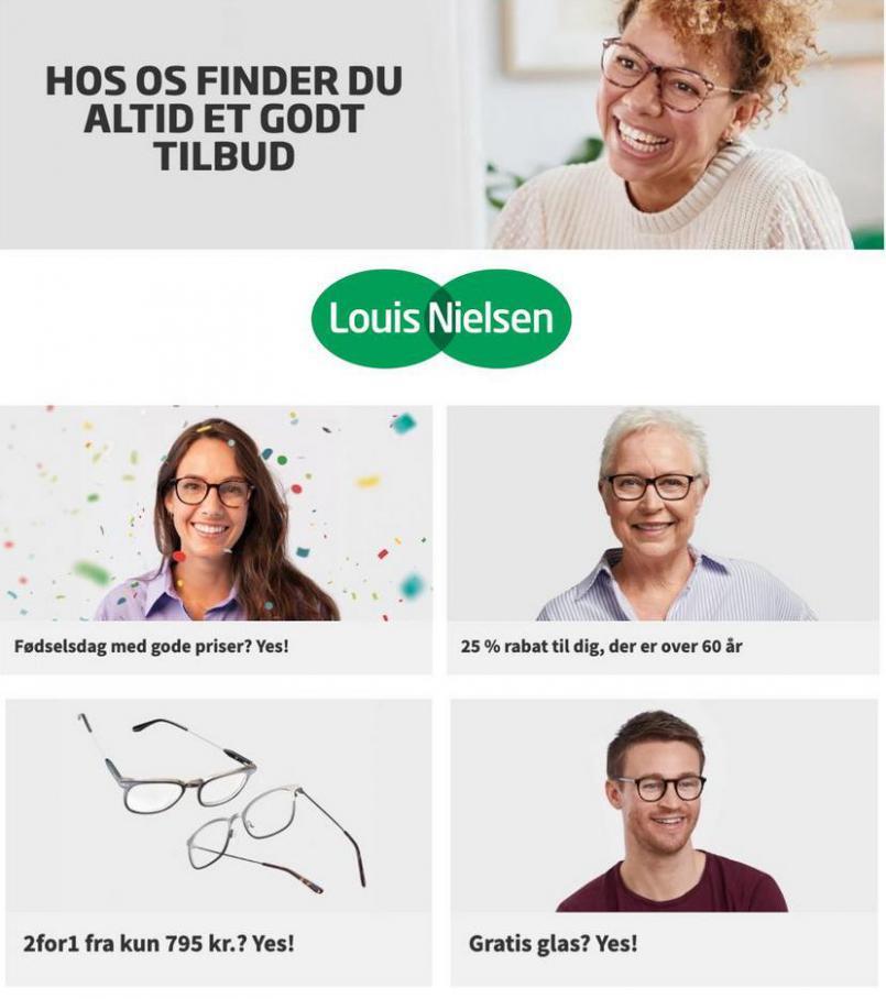 TILBUDSAVIS. Louis Nielsen (2021-10-08-2021-10-08)