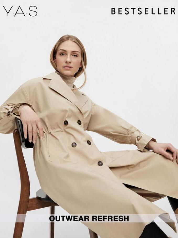 Y.A.S: Outwear Refresh. Best Seller (2021-11-17-2021-11-17)