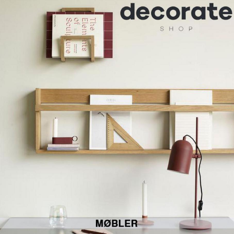 Møbler. Decorate Shop (2021-11-25-2021-11-25)