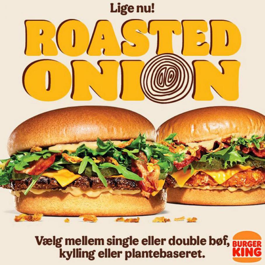 Tilbud. Burger King (2021-10-24-2021-10-24)