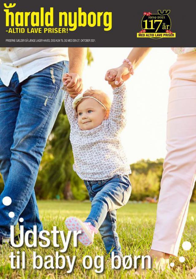 Harald Nyborg Tilbudsavis Baby / barn. Harald Nyborg (2021-10-27-2021-10-27)