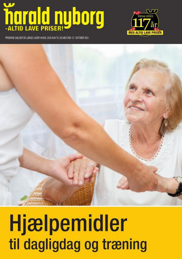 Harald Nyborg Tilbudsavis Hjælpemidler. Harald Nyborg (2021-10-27-2021-10-27)