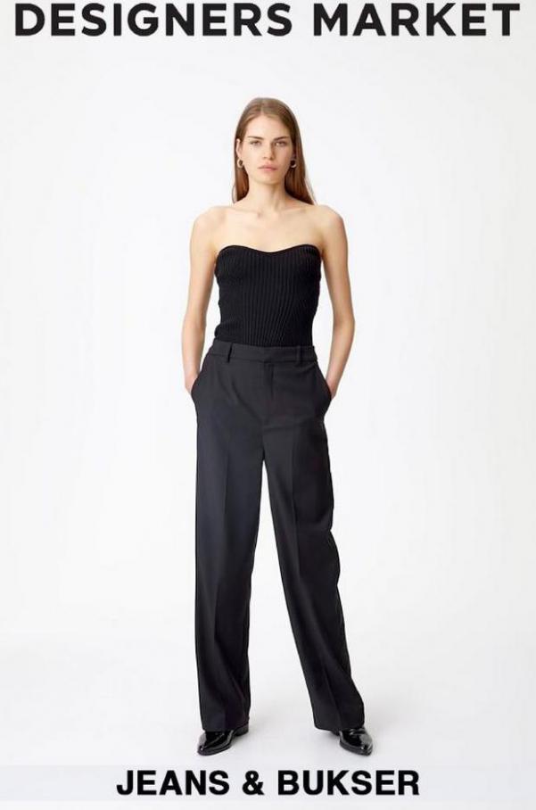 Jeans & Bukser. Designersmarket (2021-12-09-2021-12-09)