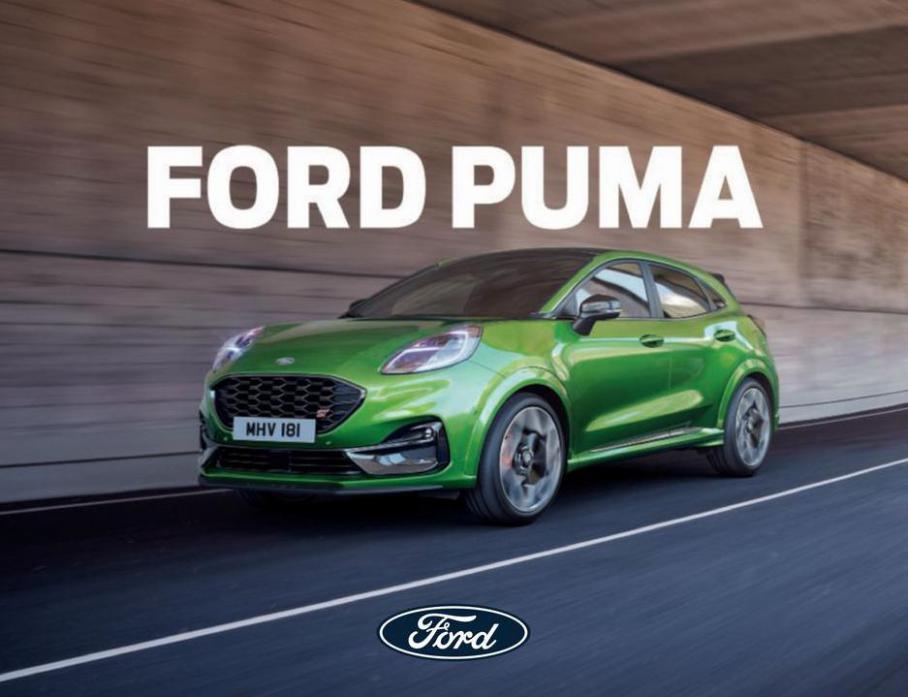 Ford Puma 2021. Ford (2021-10-31-2021-10-31)