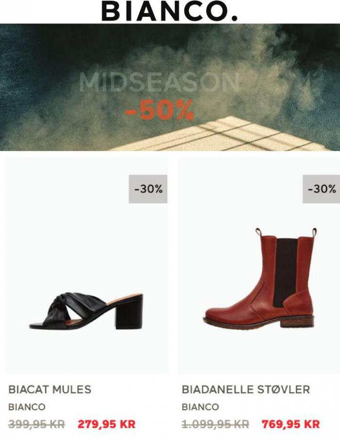 Mid Season Sale Upto 50% off. Bianco (2021-11-04-2021-11-04)