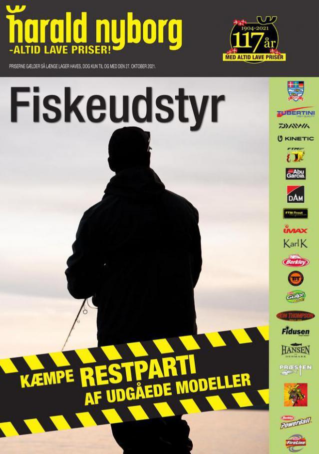 Harald Nyborg Tilbudsavis Fiskeri. Harald Nyborg (2021-10-27-2021-10-27)