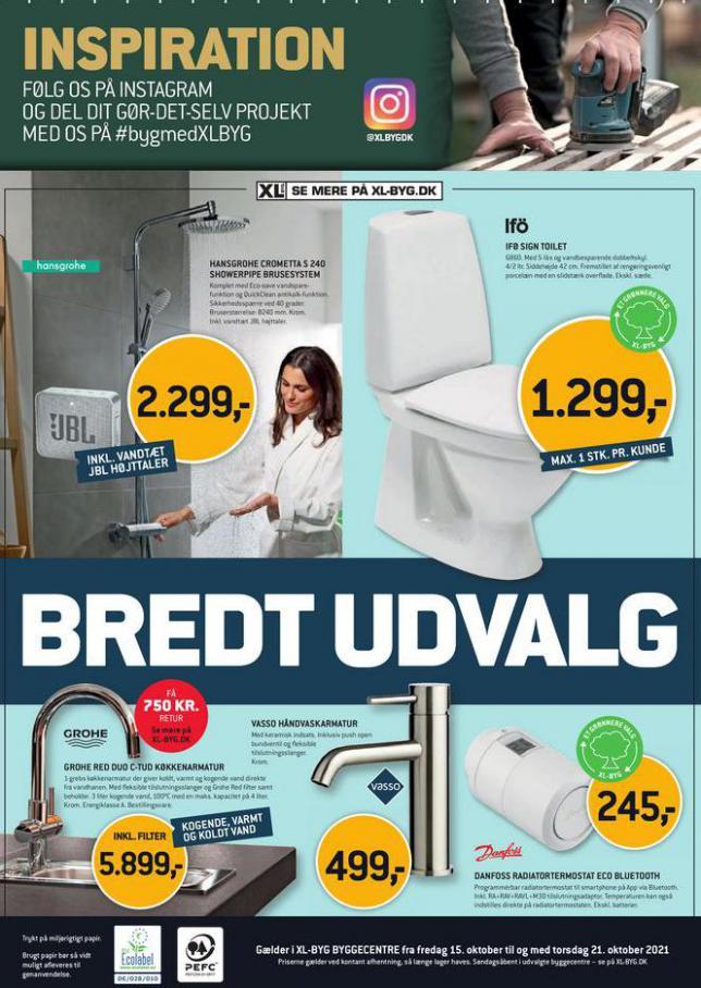 Bredt Udvalg. XL-BYG (2021-10-31-2021-10-31)